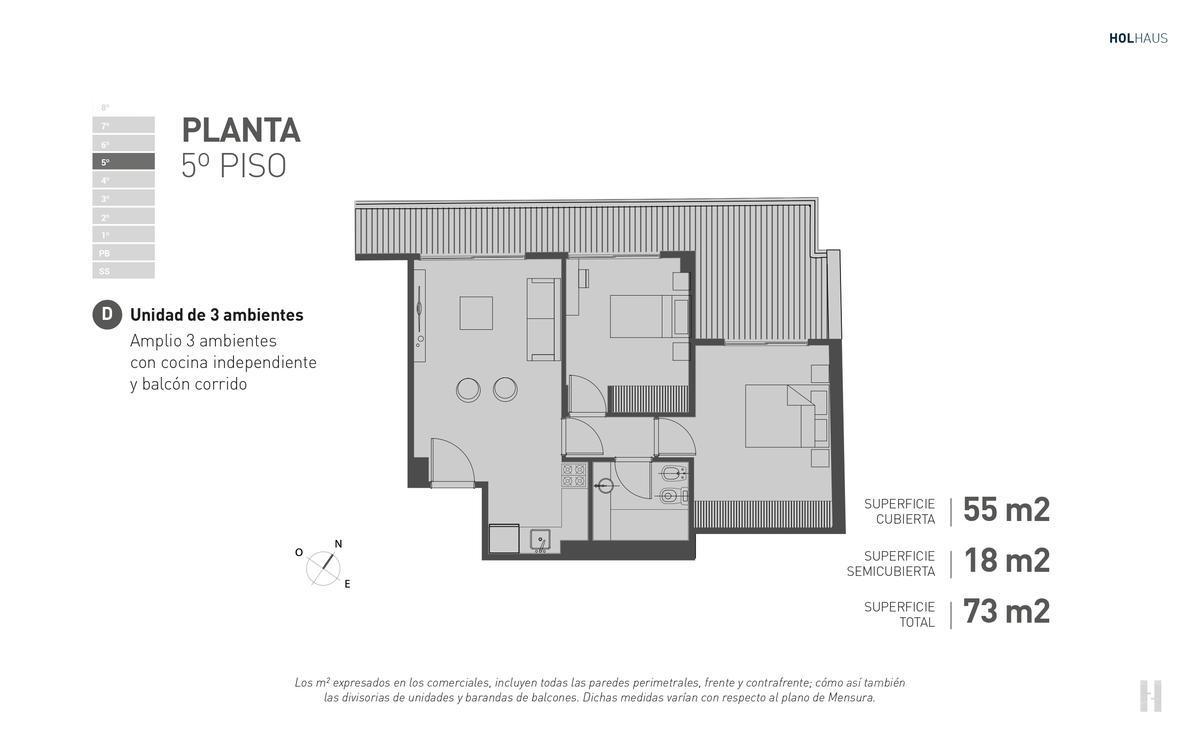 Foto Edificio en Saavedra Holmberg 4091/ 4081 número 19