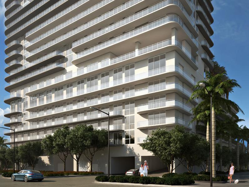 Foto Edificio en Tela 3401 NE 1st Ave número 8