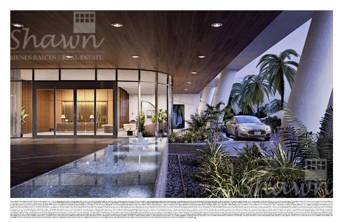 Foto Condominio en Miami-dade 2655 S BAYSHORE DRIVE, COCONUT GROVE, FL 33133 número 3