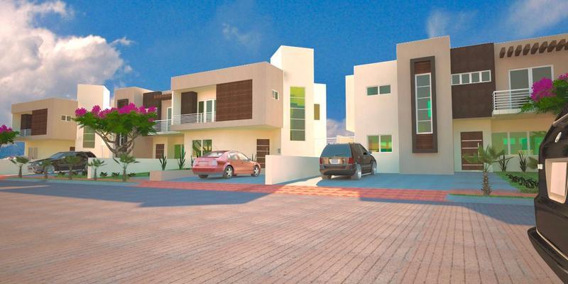 Foto Barrio Privado en Lomas de Palmira Interior del fraccionamiento Lomas de Palmira número 5