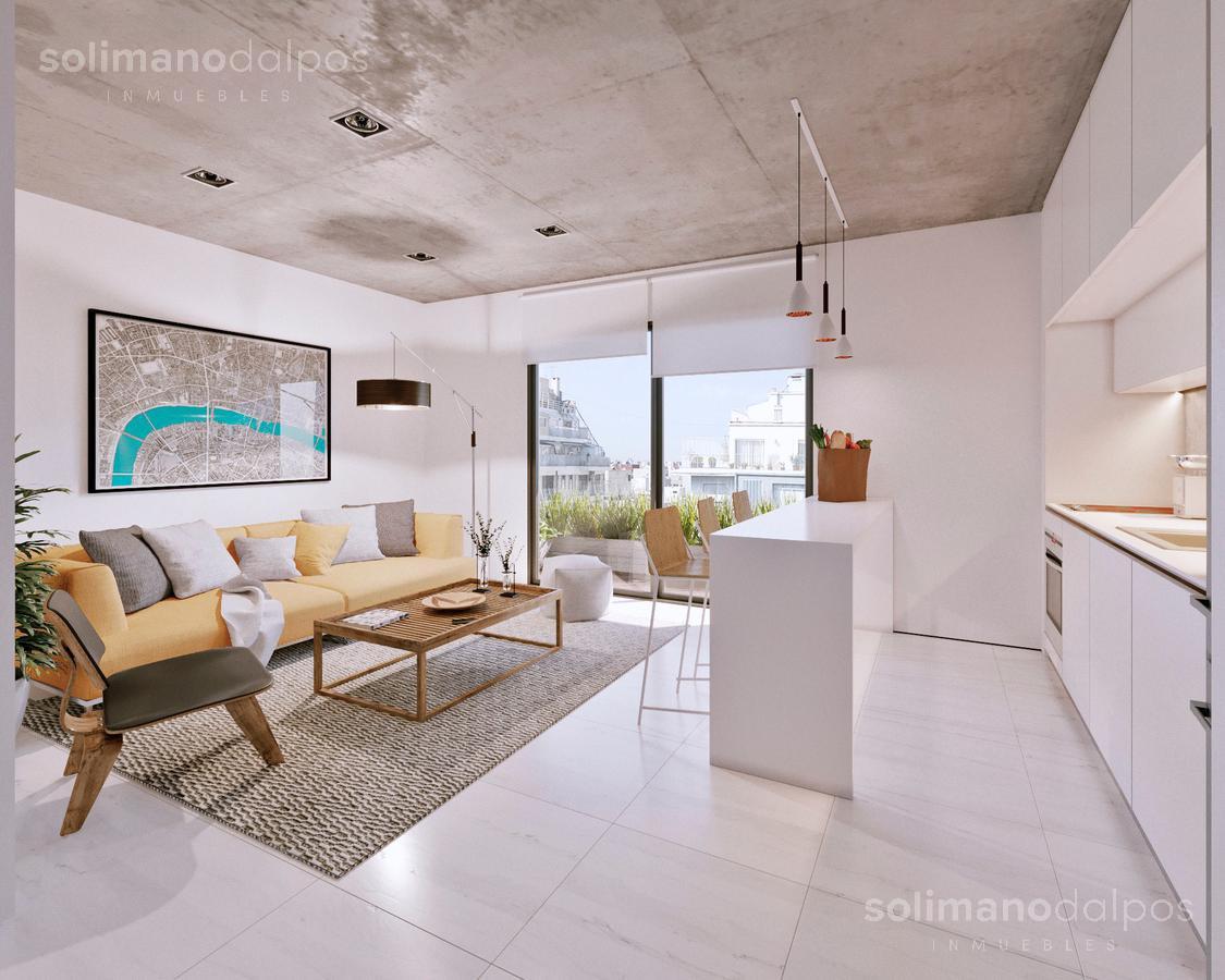 Foto Edificio en Palermo Santos Dumont 2395 número 5