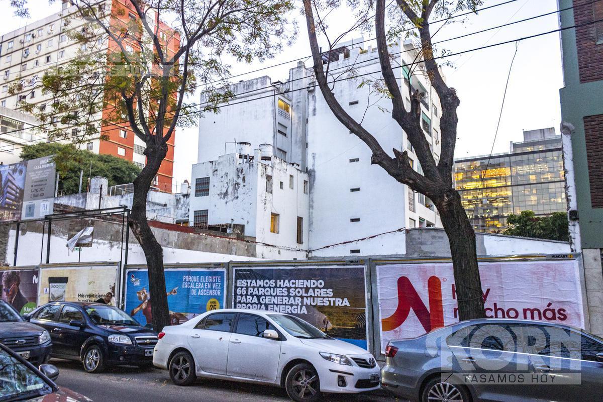Foto Edificio en Belgrano Migueletes entre Juramento y Echeverría numero 15