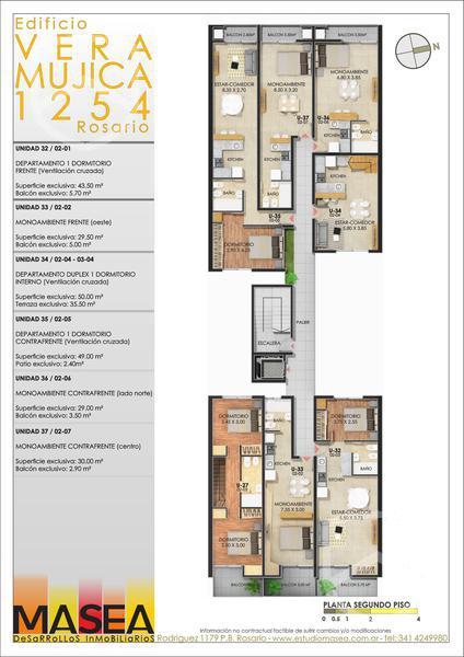 Foto Edificio en Remedios de Escalada de San Martin Vera Mujica 1254 número 12