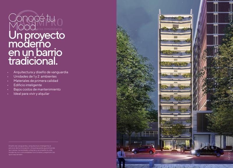 Foto Edificio en Palermo Humboldt 2363 número 2