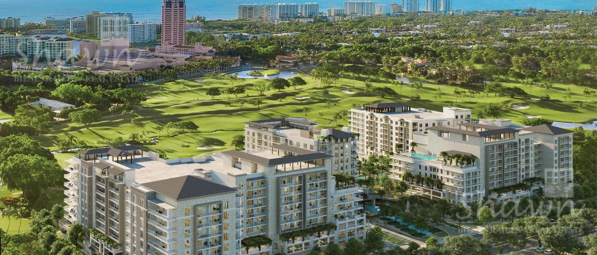 Foto  en Palm Beach  200 Southeast Mizner Boulevard, Boca Raton, FL USA