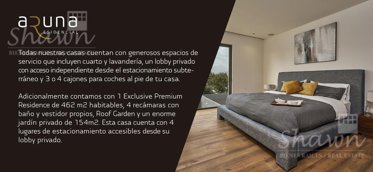 Foto Condominio en Cuajimalpa ARUNA RESIDENCIAL   CONTADERO. CUIDAD DE MEXICO  número 6