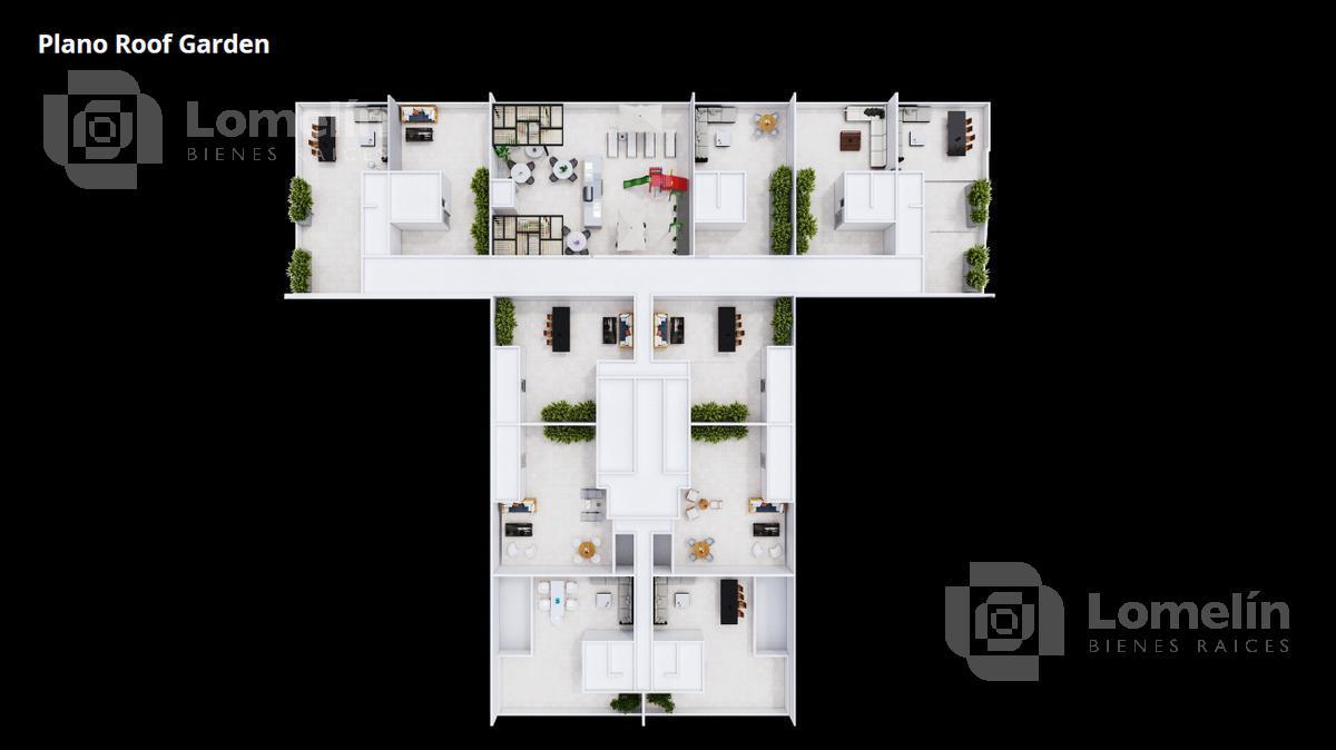 Foto Edificio en Roma Norte Departamentos Nuevos Roma Norte Coahuila  número 6
