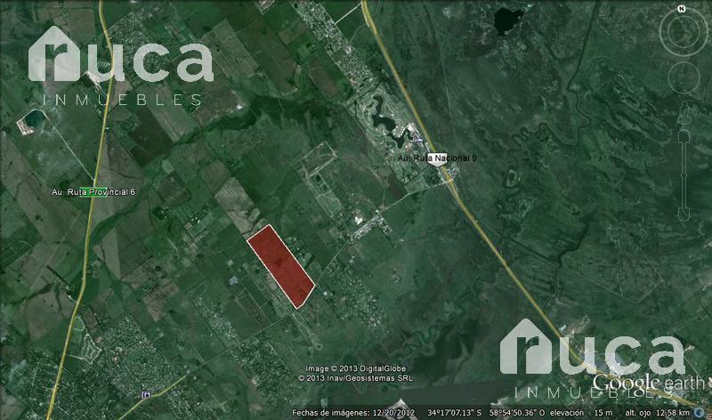 Foto Terreno en Venta en  El Campo - Fincas Exclusivas Cardales,  Countries/B.Cerrado (Campana)  VENTA | LOTE Bosque | Etapa 1