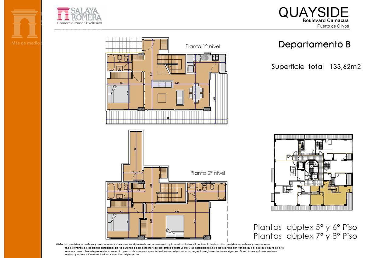 Foto Edificio en Olivos-Vias/Rio Camacua 400 número 26