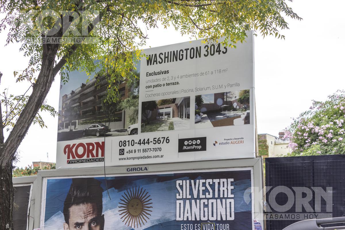 Foto Edificio en Coghlan Washington entre Iberá y Quesada numero 8