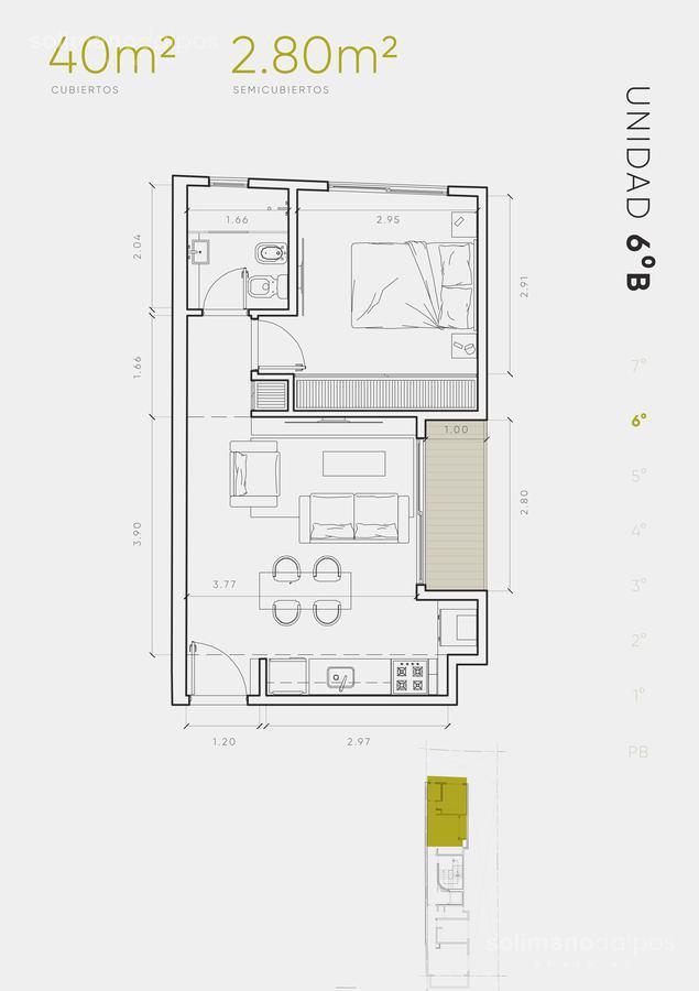 Foto Edificio en Villa Urquiza Galvan 3171 número 21