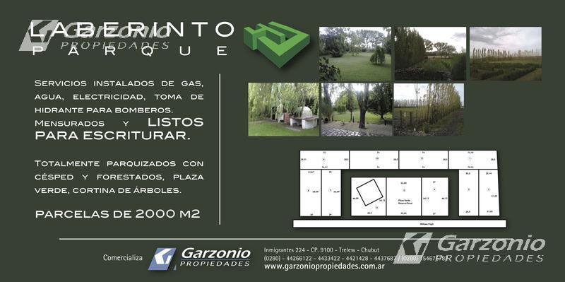 Foto Barrio Abierto en Trelew Parque Laberinto número 3