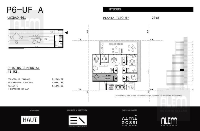 Foto Edificio de oficinas en Lomas de Zamora Oeste Avenida Hipólito Yrigoyen 8389 número 15