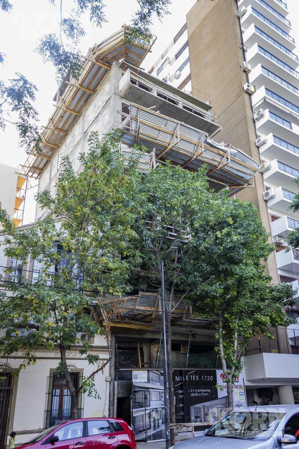 Foto Edificio en Belgrano Migueletes entre La Pampa y José Hernández numero 11