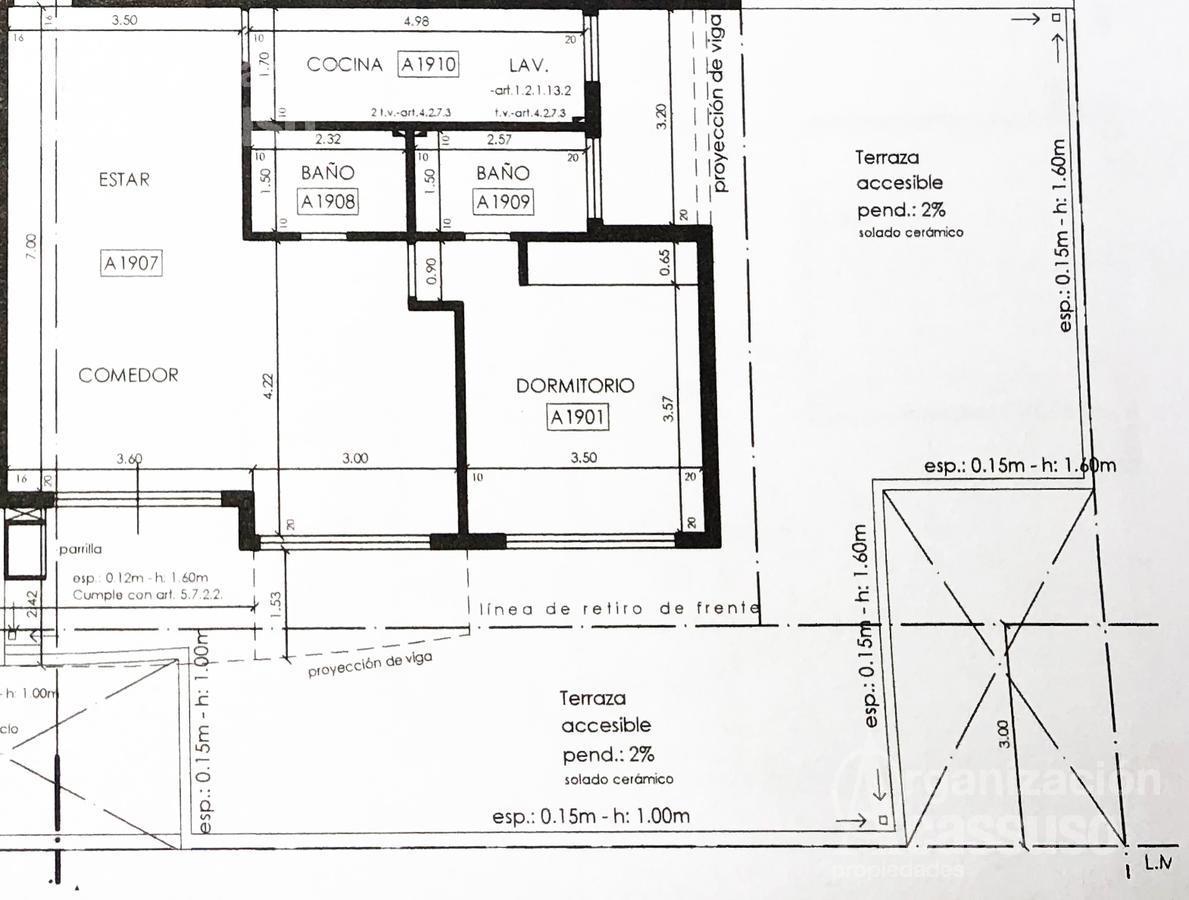 Foto Edificio en San Isidro Edificio en Venta. Entrega Noviembre 2021 número 9