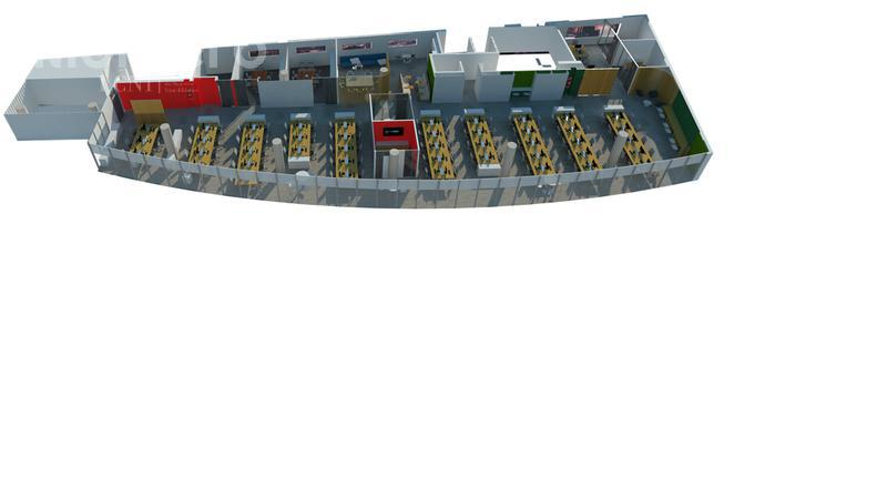 Foto Edificio de oficinas en Parque Patricios Av. Chiclana 3345 número 8