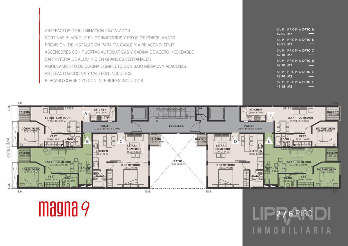 Foto Edificio en General Paz LIMA 987 número 9