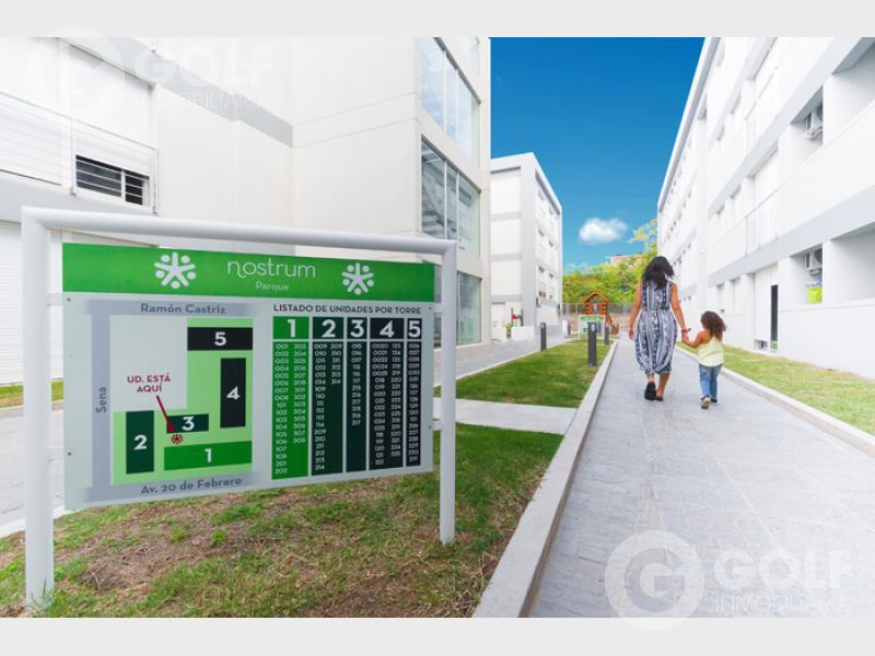 Foto Edificio en Unión 20 de Febrero 2528 entre Sena y Castriz número 2