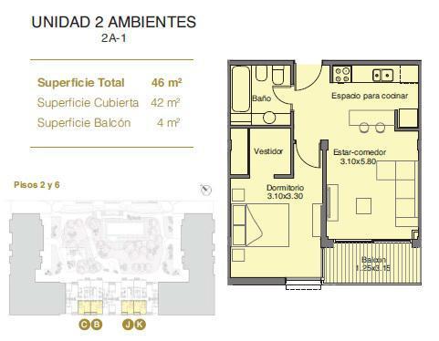 Foto Edificio en Monte Castro Avenida Lope de Vega al 1055. número 11