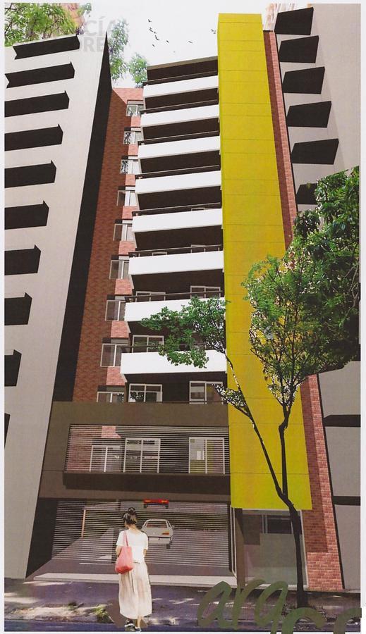 Foto Edificio en Abasto Paraguay 2200 número 1