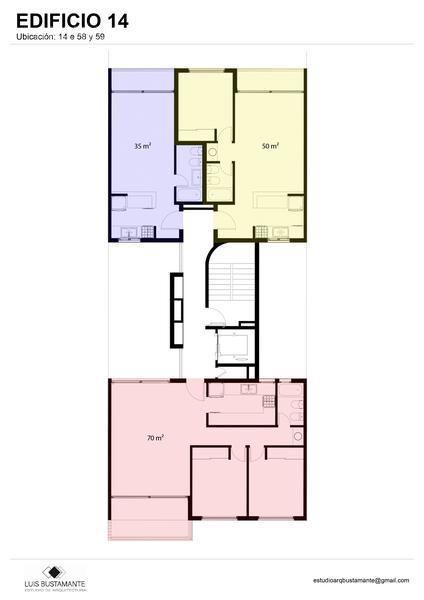 Foto Edificio en La Plata 14 entre 58 y 59 número 2
