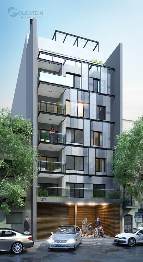 Foto Edificio en Villa Crespo estado de israel 4200 número 1