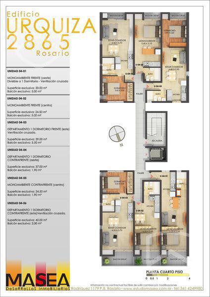 Foto Edificio en Pichincha Urquiza 2865 número 8