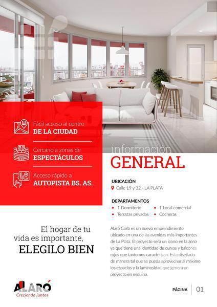 Foto Edificio en La Plata 19 y 32 número 2