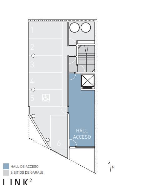 Foto Edificio de oficinas en Parque Rodó         Bulevar España 2253 esq Paullier  número 8