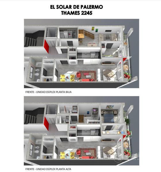 Foto Edificio en Palermo Thames 2200 número 6