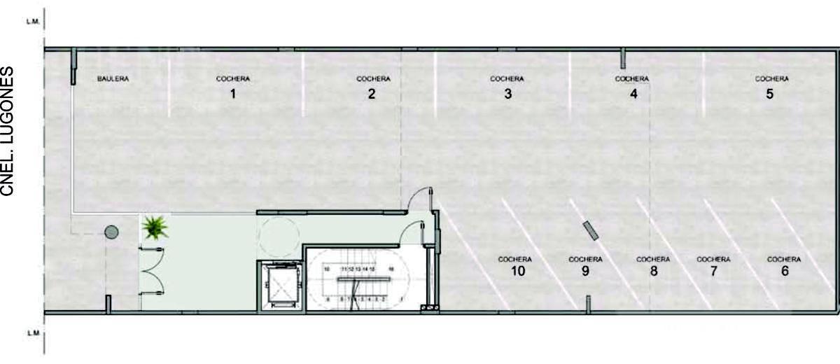 Foto Edificio en Remedios De Escalada Lugones 211 número 6