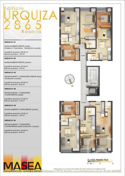 Foto Edificio en Pichincha Urquiza 2865 número 4
