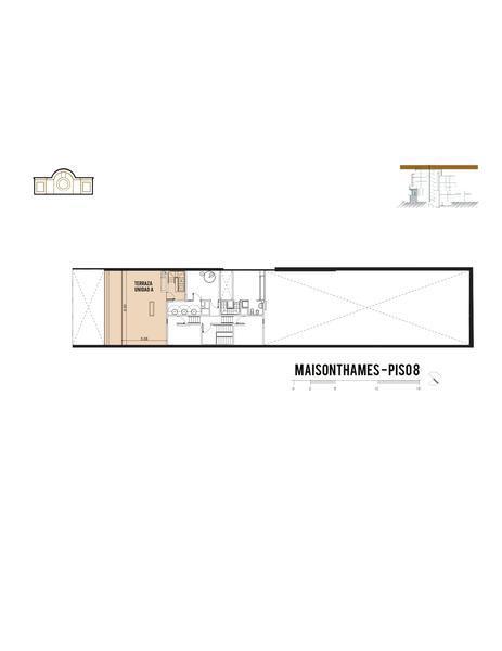 Foto Edificio en Palermo Maison Thames - Thames 2450 número 14