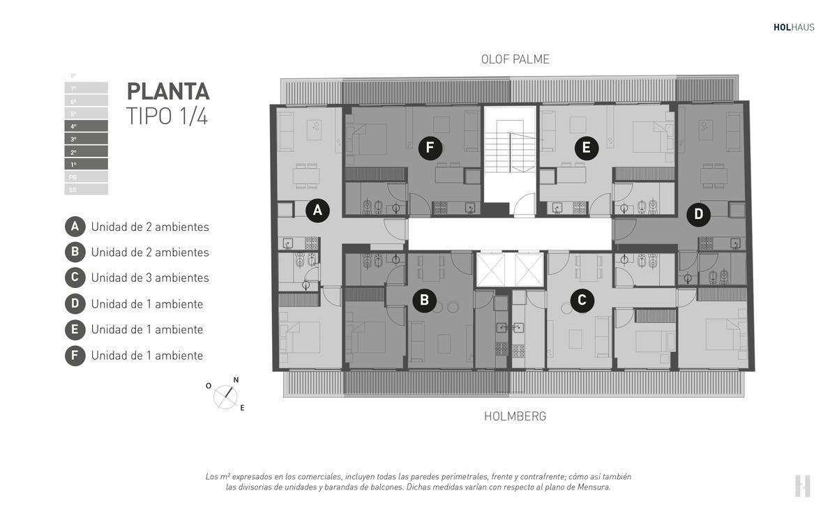 Foto Edificio en Saavedra Holmberg 4091/ 4081 número 9