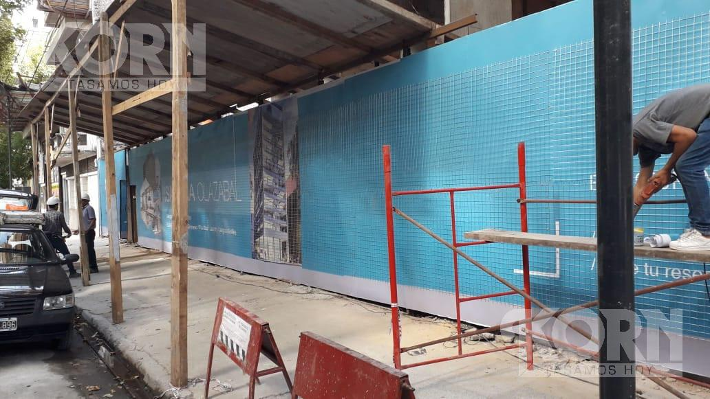 Foto Edificio en Belgrano Olazabal entre Vuelta de Obligado y Cuba numero 17