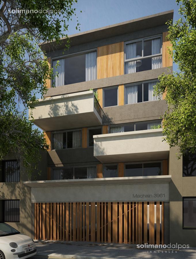 Foto Edificio en Villa Urquiza Machain 3961 número 2