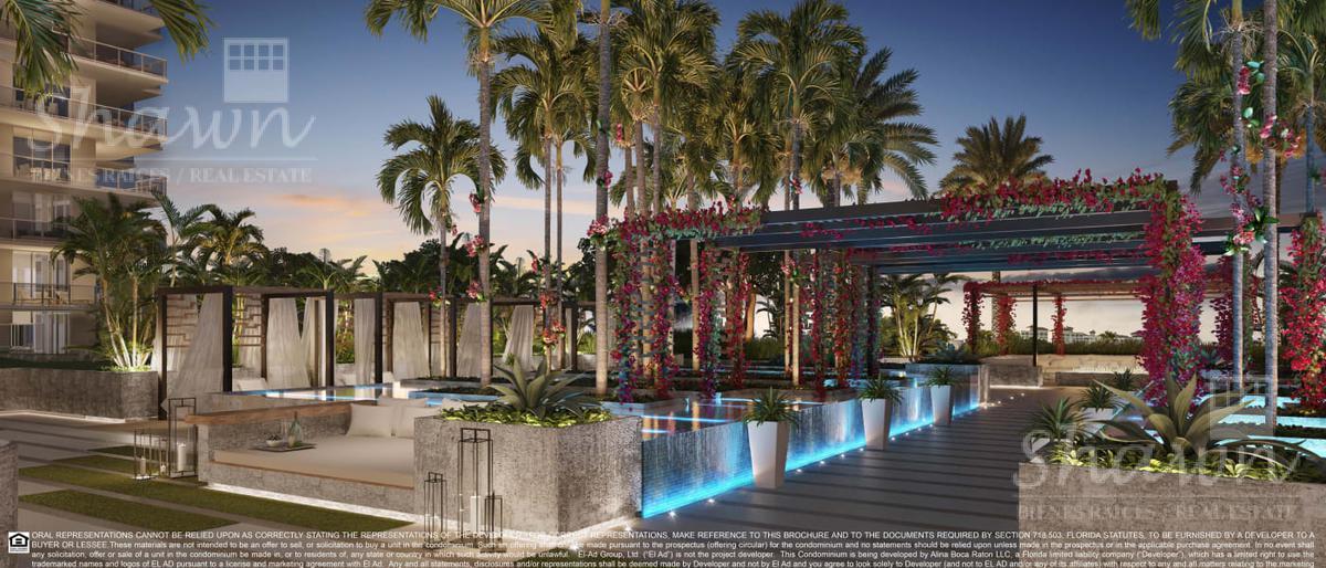 Foto Condominio en Palm Beach  200 Southeast Mizner Boulevard, Boca Raton, FL USA  número 9
