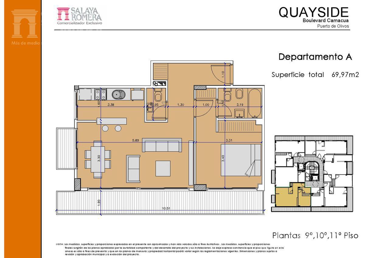 Foto Edificio en Olivos-Vias/Rio Camacua 400 número 33