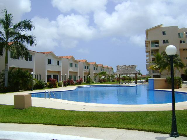 Foto Condominio en El Table Condominio LA VISTA. EL TABLE, Cancún, Quintana Roo, México número 3