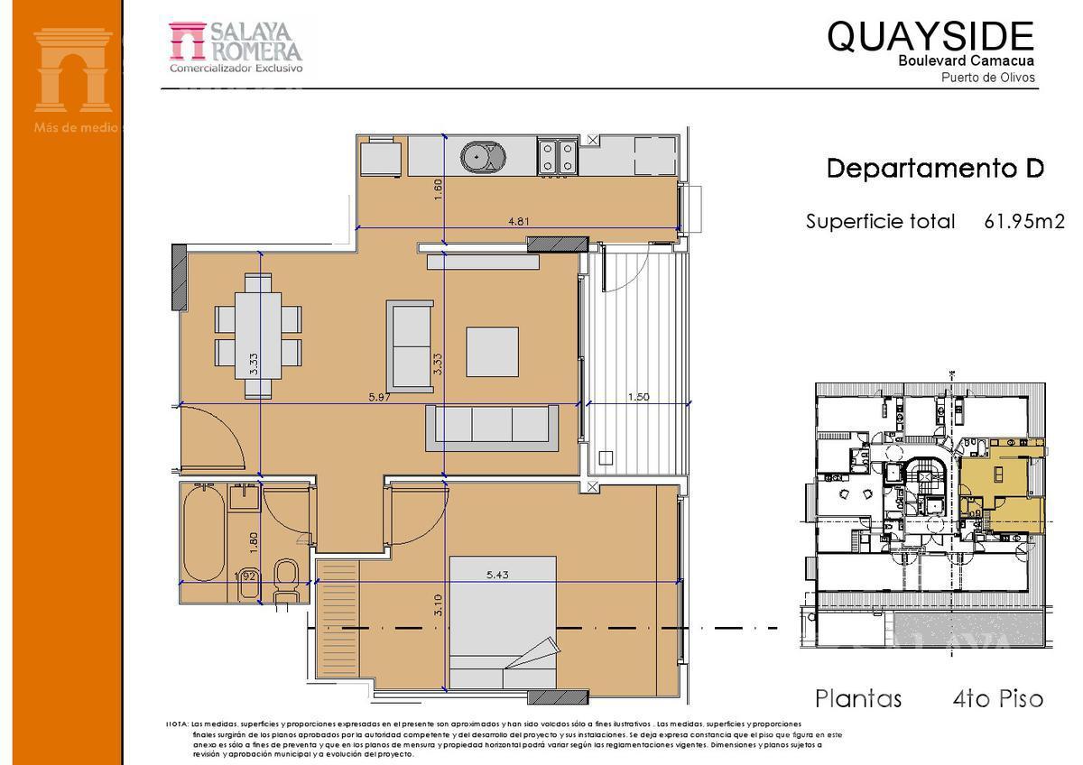 Foto Edificio en Olivos-Vias/Rio Camacua 400 número 23