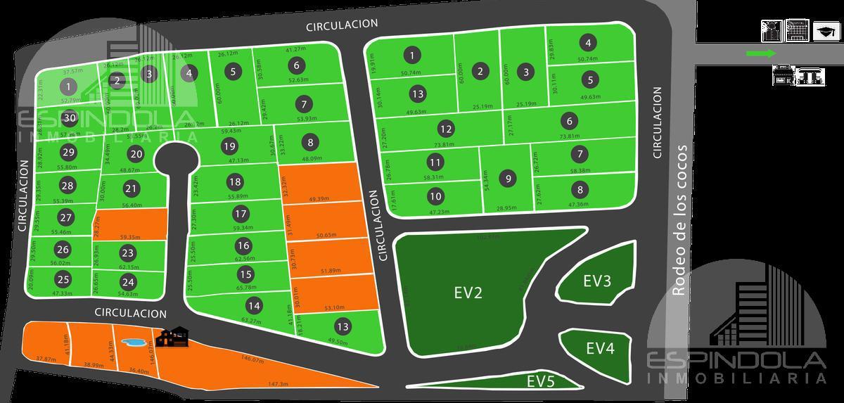 Foto Condominio en Centro Rodeo de Los Cocos 1500 número 2