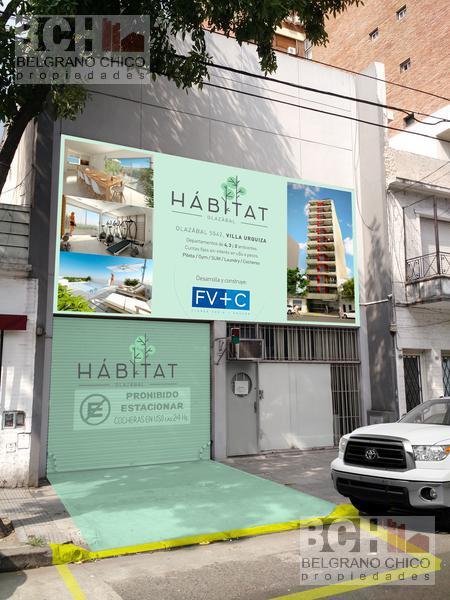Foto Departamento en Venta en  Villa Urquiza ,  Capital Federal  Olazabal al 5500