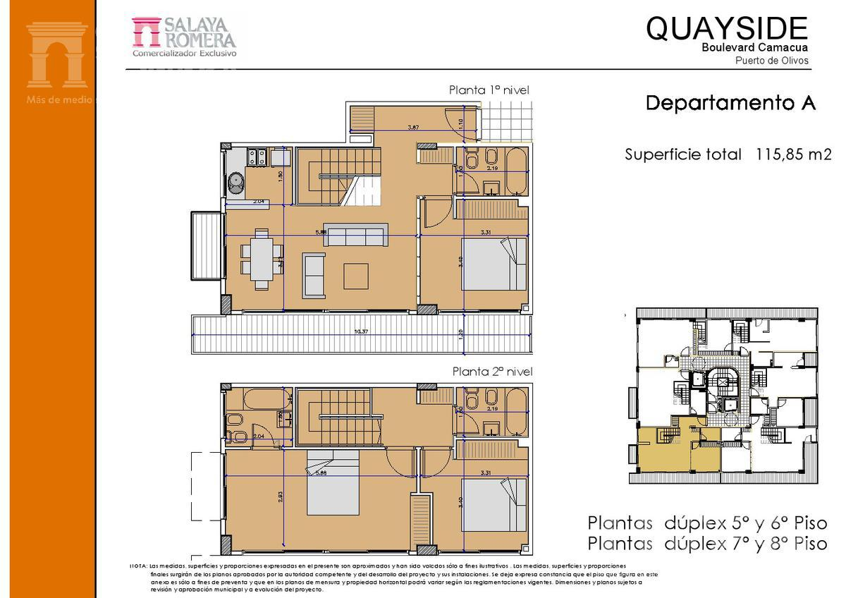 Foto Edificio en Olivos-Vias/Rio Camacua 400 número 27