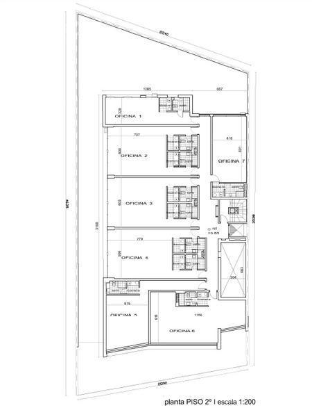 Foto Edificio de oficinas en Parque Batlle Oficinas y locales comerciales número 13