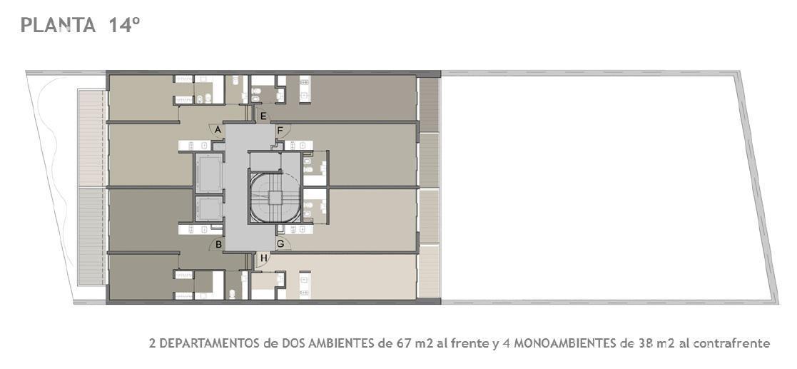 Foto Edificio en Constitución Bernardo de Irigoyen 1418 número 11