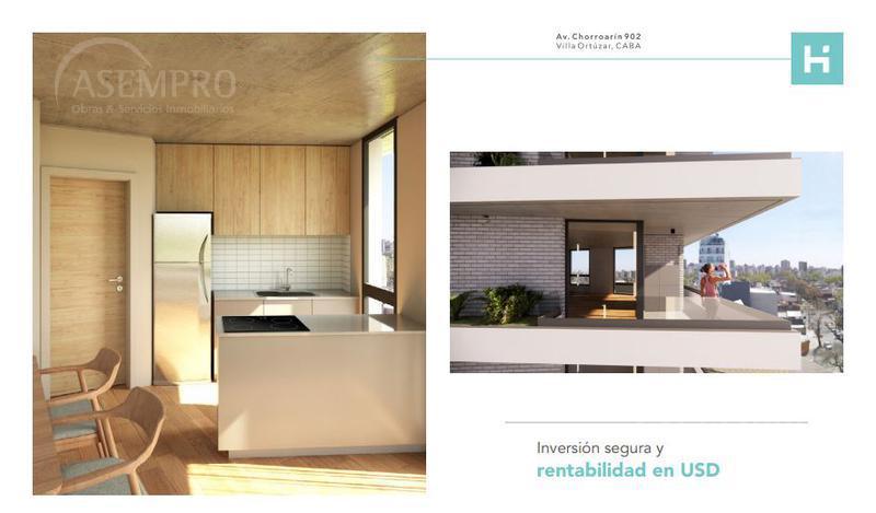Foto Edificio en Villa Ortuzar Av Chorroarin 902 número 14