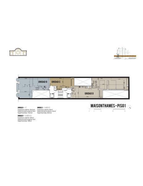 Foto Edificio en Palermo Maison Thames - Thames 2450 número 9
