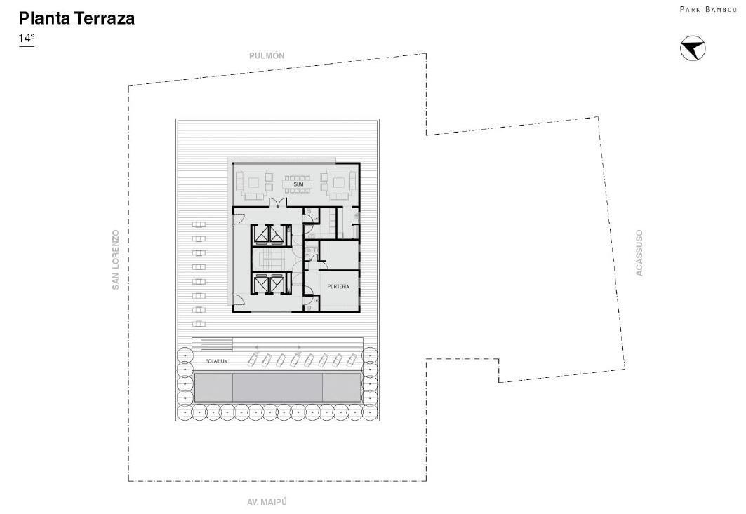 Foto Edificio en La Lucila-Vias/Maipu Acassuso 1481 número 16