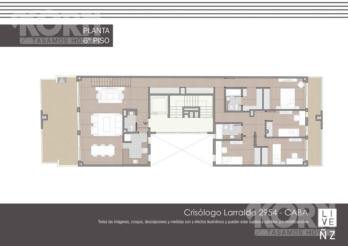 Foto Edificio en Nuñez Av. Crisólogo Larralde entre Cramer y Conesa numero 12