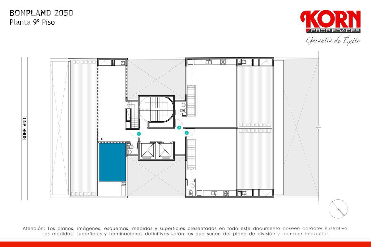 Foto Edificio en Palermo Hollywood Bonpland entre Nicaragua y Soler numero 15